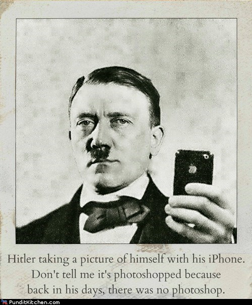 adolf hitler,internet,iphone,political pictures