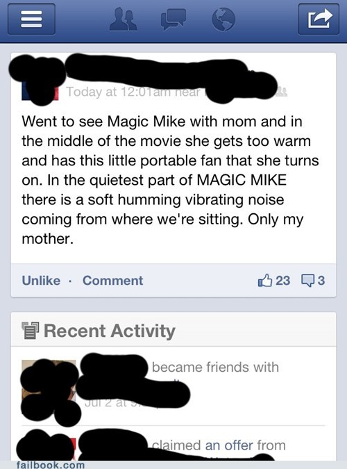 fap,magic mike,Movie,movies,vibrator
