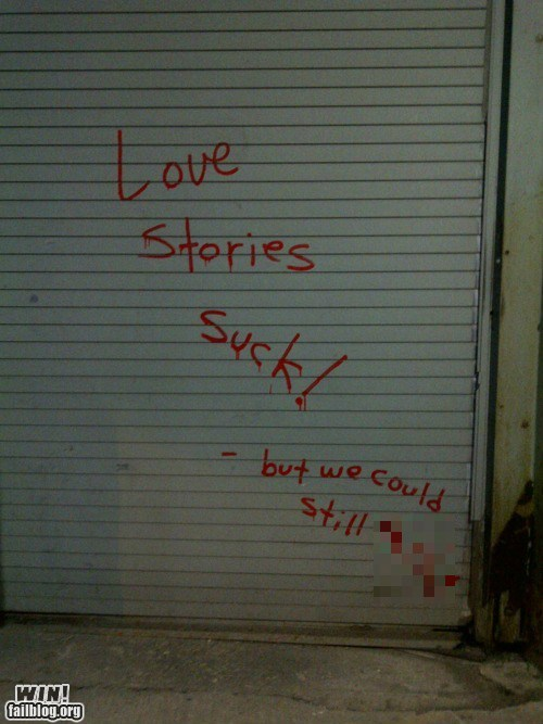 graffiti,hacked irl,love story,romance,troofax,true facts