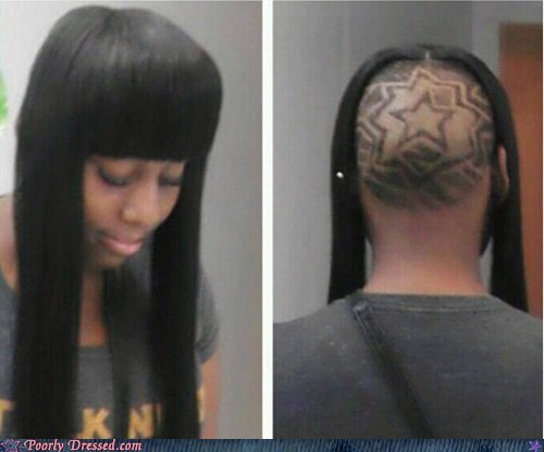 Style in the Front, WTF In the Back