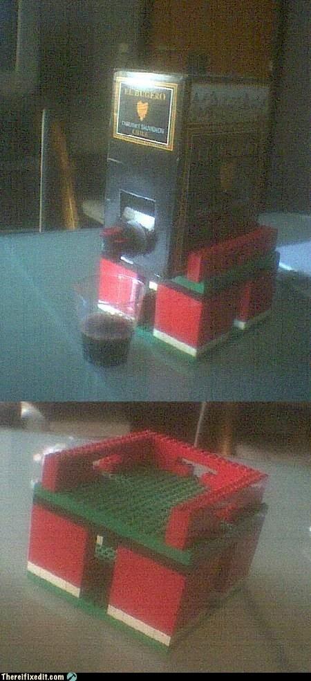 Lego for the WIN(e)