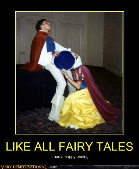 LIKE ALL FAIRY TALES
