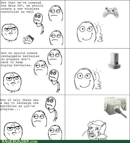 Rage Comics: Put a Cord on It and Call It New