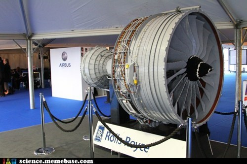 Awesome Jet-Engine Made From LEGO