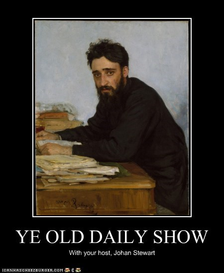 daily show,historic lols,john stewart,old timey