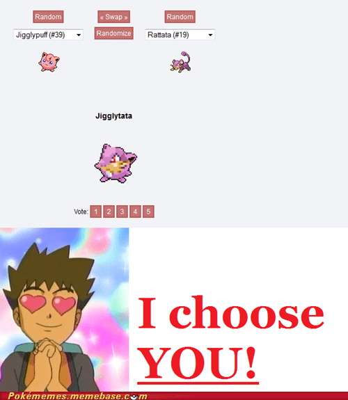 Pokémemes: I'll Have to Catch Two of You