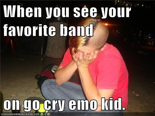 They're Totally Not Even Emo!!1!