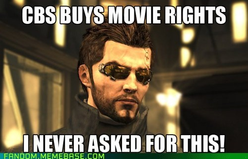 Deus Ex: Bad Movie Evolution