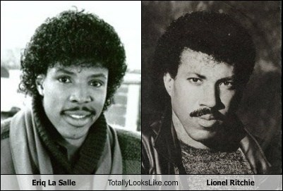 Eriq La Salle Totally Looks Like Lionel Ritchie