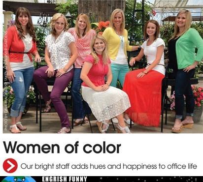 headline,women of color