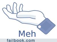 Failbook: I Neither Like Nor Dislike This Post