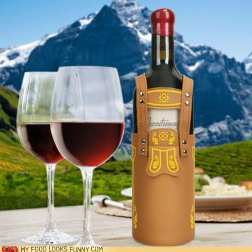 best of the week,case,lederhosen,pants,silly,wine