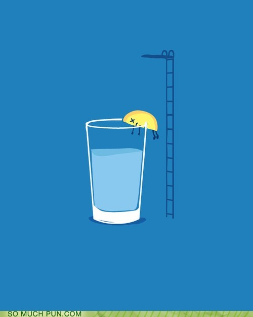 The Dark Side of a Lemon Drop