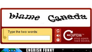 Just What Are You Trying to Tell Me, ReCaptcha?