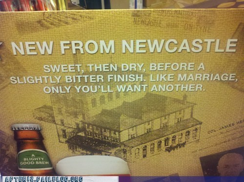 Oh Newcastle, You Know Us All Too Well