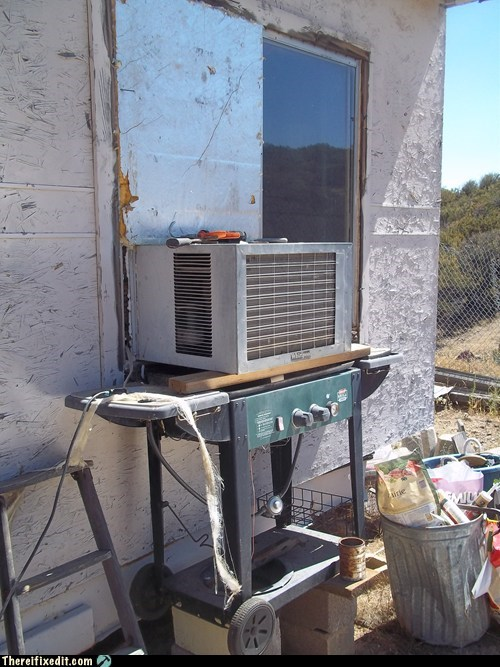 BBQ Air Conditioning