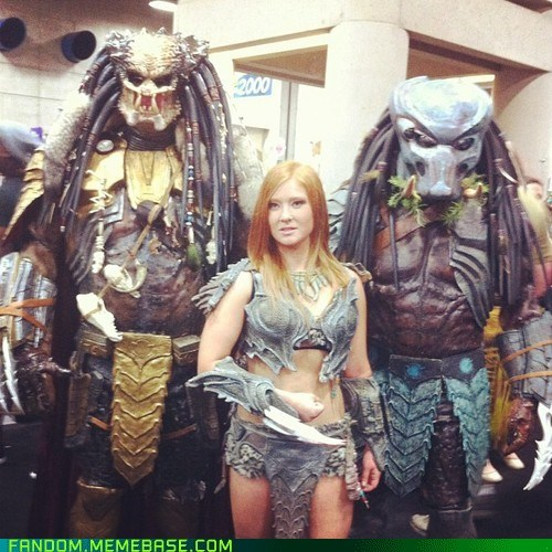 cosplay,movies,Predator,SDCC