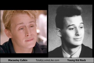 Macaulay Culkin Totally Looks Like Young Kid Rock