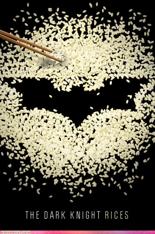 The Dark Knight Rices
