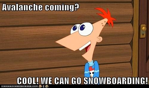 Optimistic Phineas: Avalanche