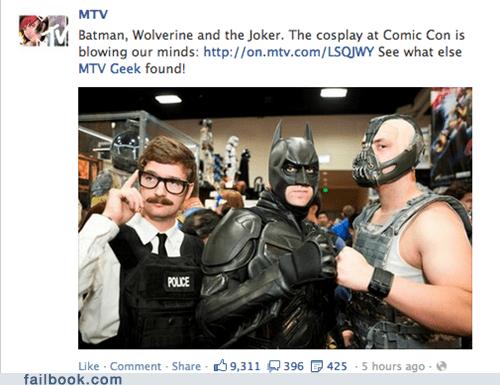 bane,batman,comic con,movies,mtv,superheroes,the dark knight rises