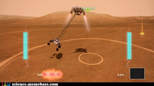 Mars Rover: The Video Game