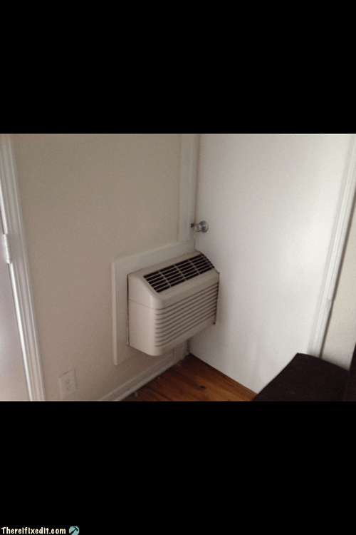 ac unit,air conditioning,door,wall ac