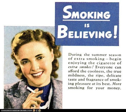 It's Summer Smoking Season