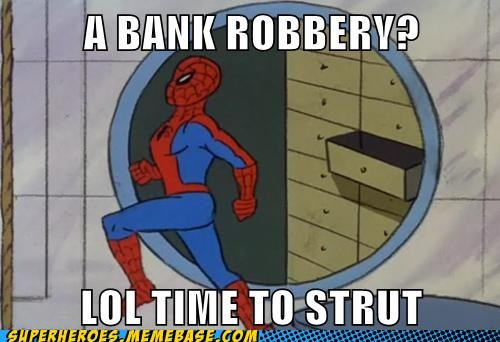 Spidey's Got This