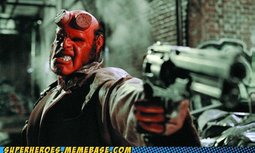 From SDCC: Will There Be a Hellboy 3?