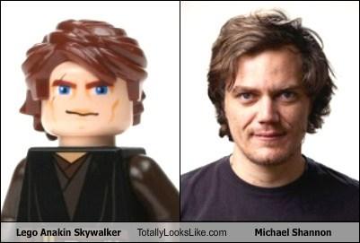 anakin skywalker,funny,lego,michael shannon,star wars,TLL