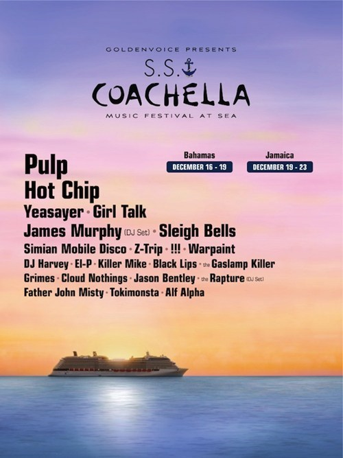 S.S. Coachella of the Day