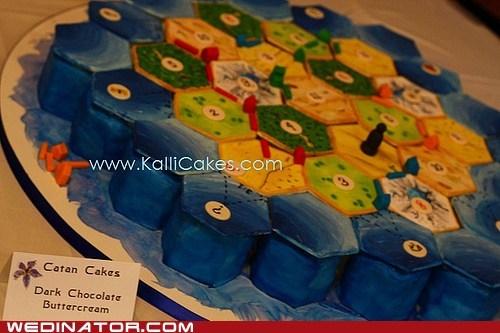 Settlers of Cake