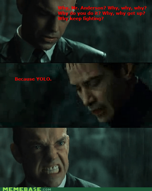 Not You Too, Neo