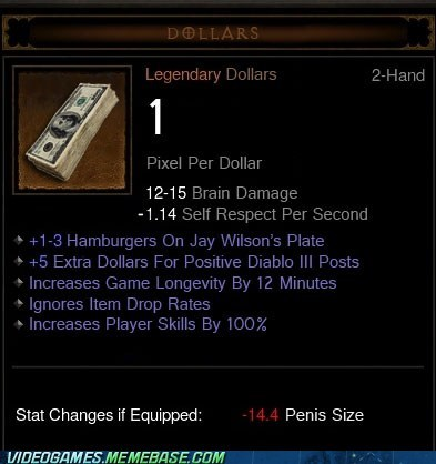 The Best Legendary Weapon in Diablo III