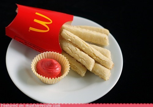 Epicute: Dessert Fries!