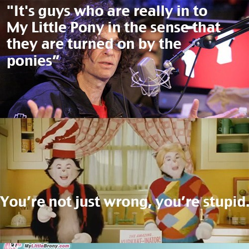 Howard Stern is Wrong and Stupid