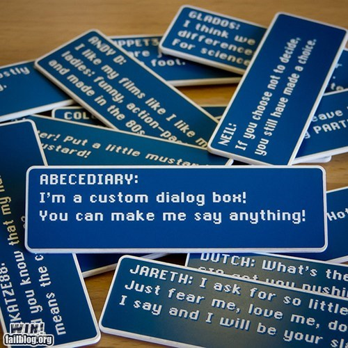 Dialogue Magnets WIN