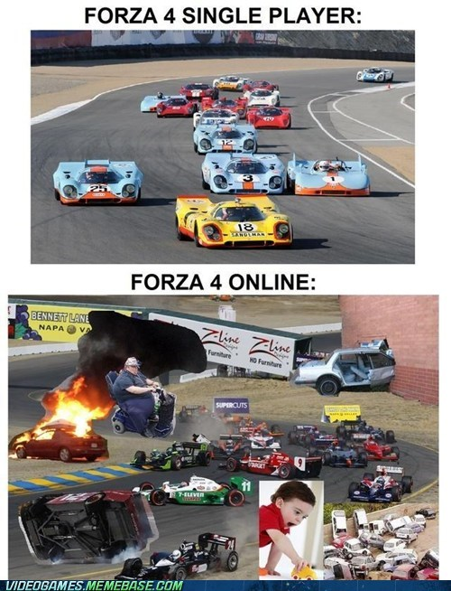 crashes,forza 4,i quit,Multiplayer,the feels,wtf