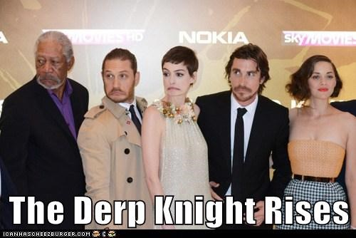 The Derp Knight Rises