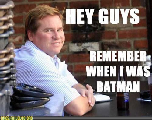 The Dark Knight Forever