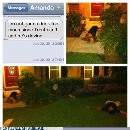 Way to Go, Amanda