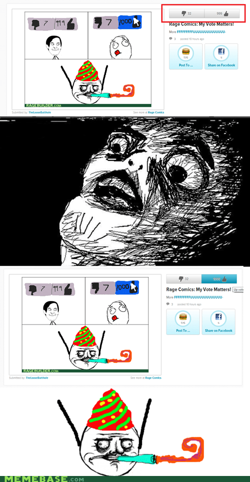 Rage Comics Re-Raged: Nailed It!