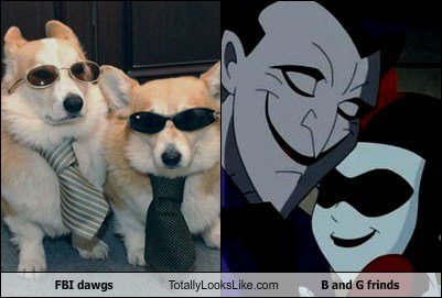 FBI dawgs Totally Looks Like B and G frinds