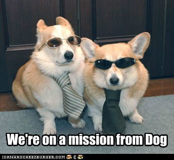 Secret Agent Goggies