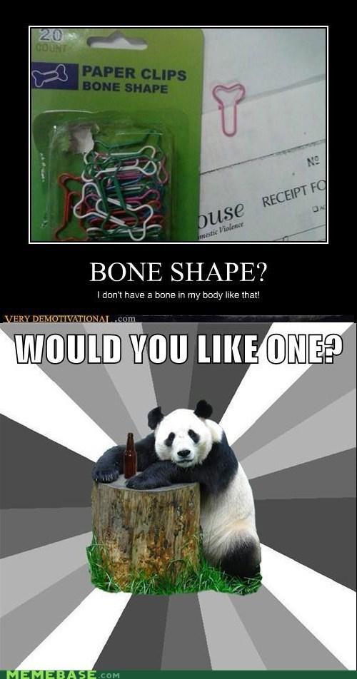 Bad Pickup Line,Bad Pickup Line Panda