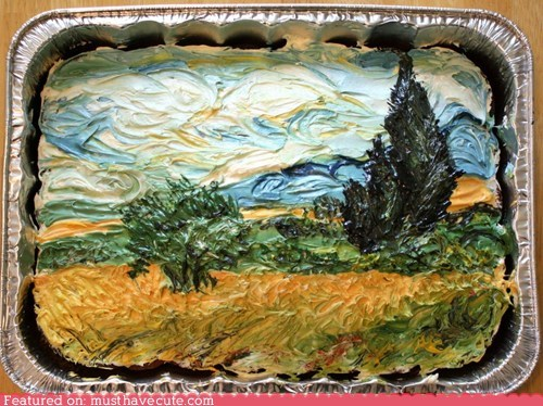 Epicute: Tasty Van Gogh