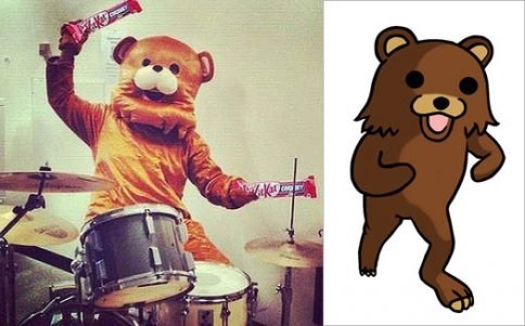 Not Pedobear of the Day