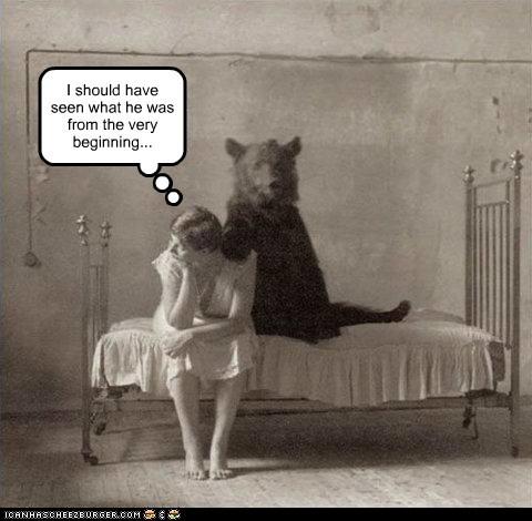 bear,love,mistake,relationship,Sad,woman