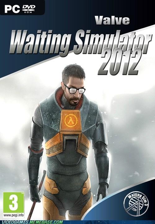 2012,PC,valve,waiting simulator